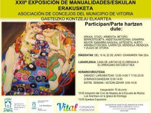 [:es]Inauguración de la Exposición de Manualidades de la zona Rural[:] @ Casa de Juntas de Elorriaga 9 | Elorriaga | Euskadi | España