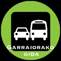 Garraiorako gida